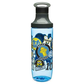 Minions 24oz Straight Wall Chug Bottle, Grey