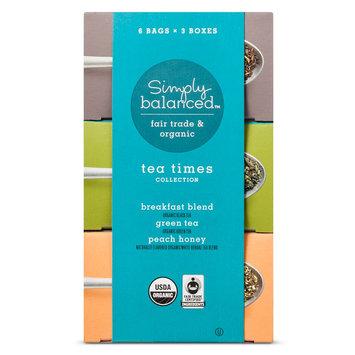 Tea Times Collection 18ct - Simply Balanced