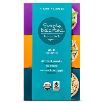 Zen Tea Collection 18ct - Simply Balanced