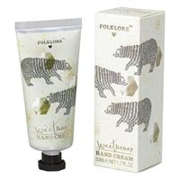 Folklore Hand Cream - Honey 50ml