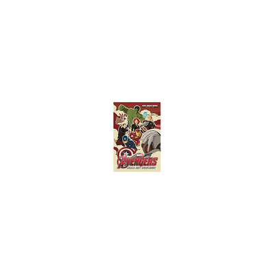 Marvel Avengers: Age of Ultron ( Marvel Cinematic Universe) (Hardcover)