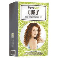 DevaCurl Curly Transformation Kit 3 piece