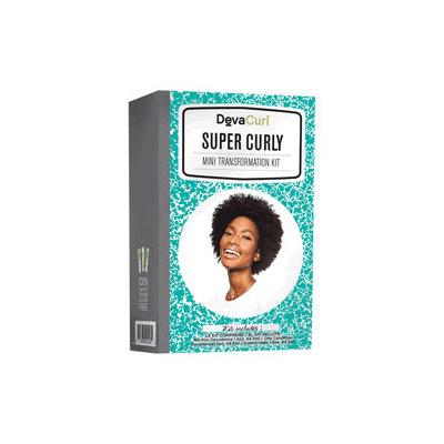 DevaCurl Super Curly Transformation Kit 3 piece