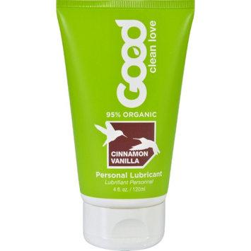 Good Clean Love Personal Lubricant - Organic - Cinnamon Vanilla - 4 Ounce