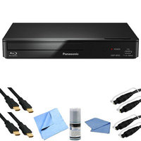 Panasonic DMP-BD93 Smart Network Blu-Ray Disc Player Bundle