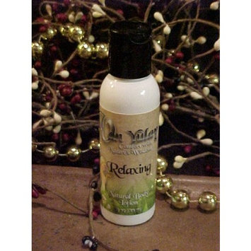 Natrual Moisurizing Lotion with Quality Oils 2.oz (Relaxing)