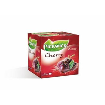 Pickwick Cherry, 20 Tea Bags Per Packages, (Pack of 4)