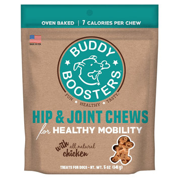 Buddy Biscuits 5oz Hip & Joint Chews