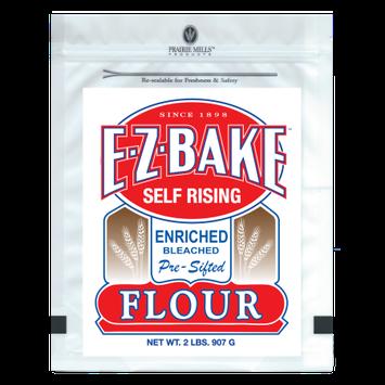Prairie Mills Products Llc E-Z-Bake Self Rising Flour 2 lb - 6 count