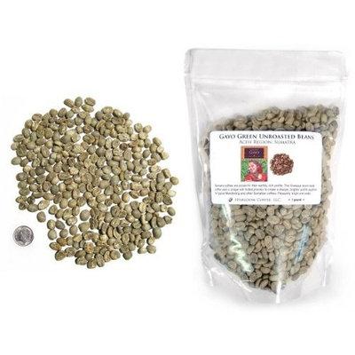 Sumatra Gayo Green Unroasted Coffee Beans