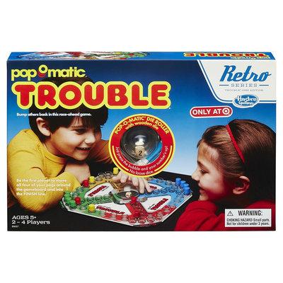Trouble Game: Retro Series 1986 Edition