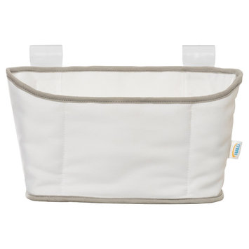 Halo Bassinest Storage Caddy, White