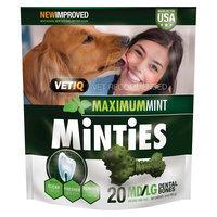VetIQ Minties Dental Bone, MD/LG, 16.0 oz