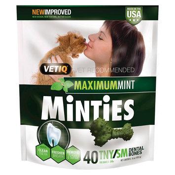VetIQ Minties Dental Bone, TNY/SM, 16.0 oz