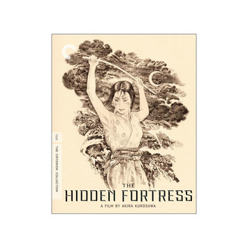 Fye Hidden Fortress [Criterion Collection] DVD