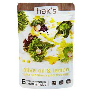 Hak's Bbq Sauce Hak's Olive Oil & Lemon Dressing 6 oz