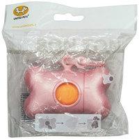 United Pets Bon Ton Dog Poop Waste Bag Dispenser Kit Large, Jungle, Leopard