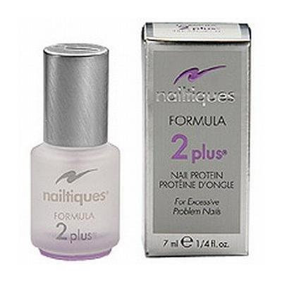 Nailtiques Nail Protein Formula 2 Plus, 0.25 oz (Pack of 3)