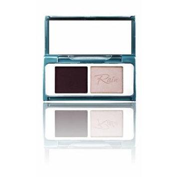 Rain Cosmetics Silky Dual Eyeshadow, Jasmine and Fix, 0.20 Ounce