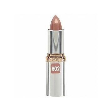 (2 Pack)L'Oreal Paris Colour Riche Anti-Aging Serum Lipcolour, 802 Captivating Copper, 0.13 Ounce by Voronajj
