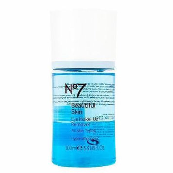 Boots No7 Beautiful SkinEye Make Up Remover