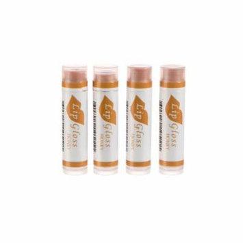 Beeswax Lip Gloss - 4 Pack (Honey)