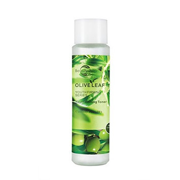 Huini Beauty Shop Olive Leaf Youth Firming Toner for aging skin, 180ml/6.35oz