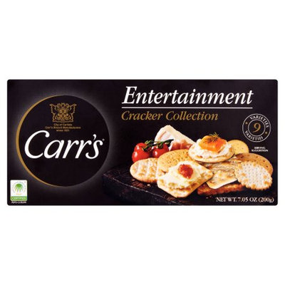 Wal-mart Stores, Inc. Carrs, Cracker Collection, 7.05 Oz (Pack Of 12)