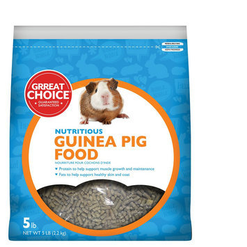Grreat Choice® Guinea Pig Food size: 5 Lb