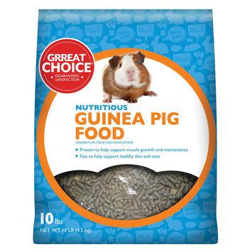Grreat Choice® Guinea Pig Food size: 10 Lb