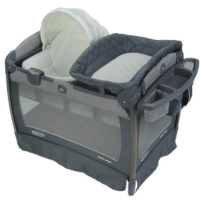 Graco Oasis with Soothe Surround Technology Playard - Davis