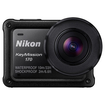 Nikon KeyMission 170 - Black (26514)