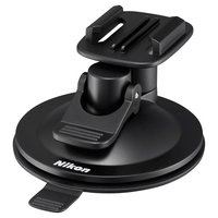 Nikon KeyMission Suction Cup Mount - Black (25945)