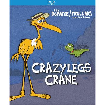 Kino International Crazylegs Crane Blu-ray