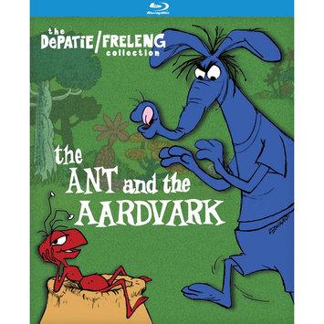 Kino International Ant & The Aardvark Blu-ray
