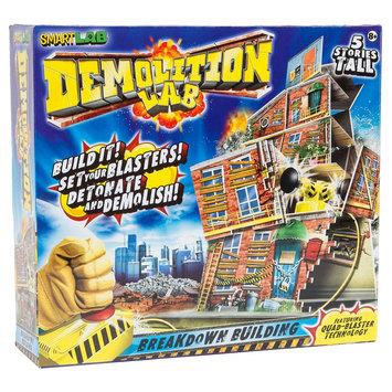 SmartLab Toys Demolition Lab - Breakdown Building