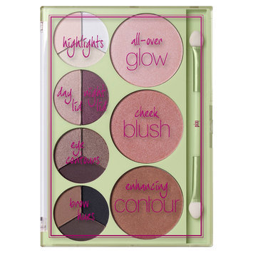 Pixi Palette Rosette Rosy Radiance 0.94oz, Multi-Colored