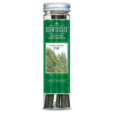 ScentSicles White Winter Fir Reed Diffuser 01511-001