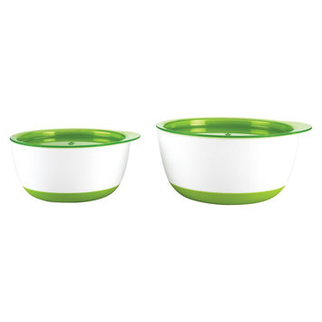 Oxo Bowl Set Small and Large (7oz,12oz) Green