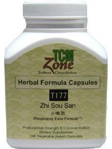 Zhi Sou San 100 vcaps by TCMzone