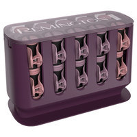Remington Hair Styling Hot Rollers, Pink