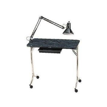 Kayline 401 Portable Mini Nail Table Manicure Table Jetspace FREE PD1 POLISH ...