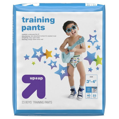 Boy Training Pants Jumbo Pack 3T-4T (23 ct) - up & up