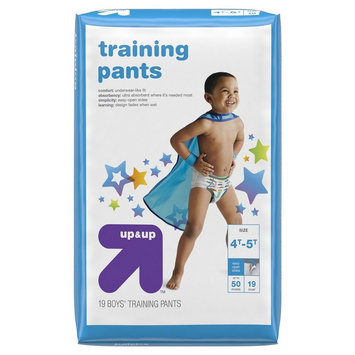Boy Training Pants Jumbo Pack 4T-5T (19 ct) - up & up