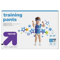 up & up Boy Diapers, Giga Pack - Size 2T-3T (70 Count)