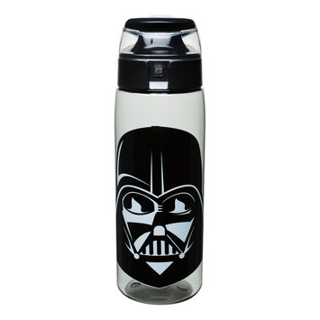 Star Wars 25oz Tritan Water Bottle, Black
