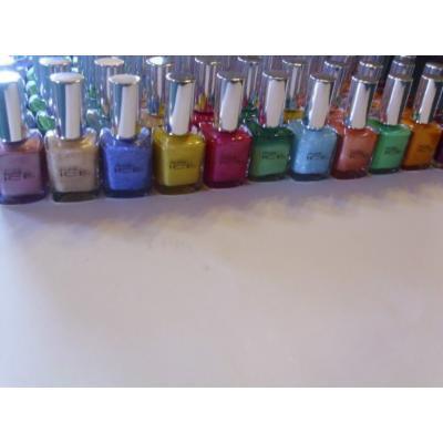 8 Bari Pure Ice Nail Polish - Random Different Colors