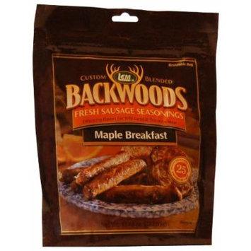 Backwoods Maple Breakfast Fresh Sausage Seasoning