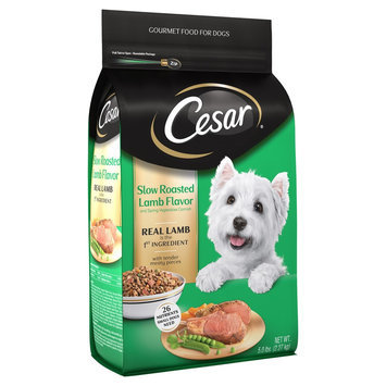 Cesar Dry Slow Roasted Lamb Flavor with Spring Vegetables 5lb.