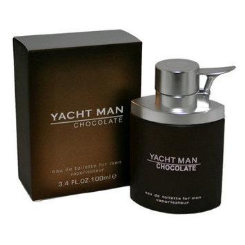 Myrurgia 3.4 oz Yacht Man Chocolate